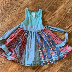 ☎️ MJC telephone twirl dress ☎️